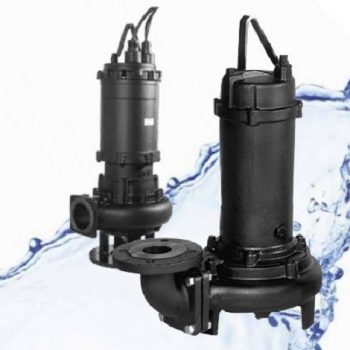 Bơm chìm nước thải Ebara Model DL cutter