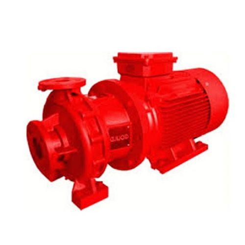 Bơm cứu hỏa Ebara động cơ xăng-Diesel